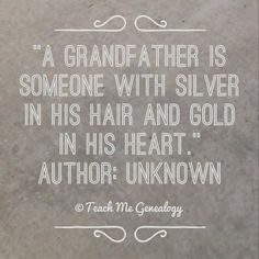 Wall Art - A grandfather is a person - Grandfather Quote Inspiration ...