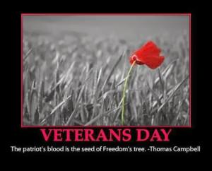 Famous Happy Veterans Day Quotes