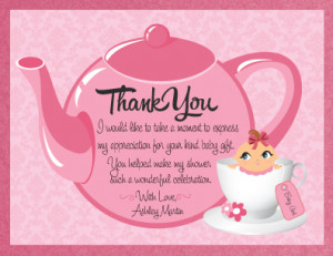shower thank you card sayings ehow 2014 01 15 bridal shower thank you ...