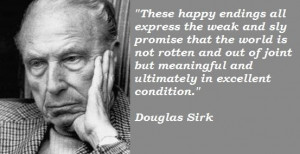 Douglas sirk famous quotes 1