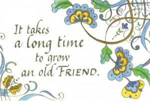 326 Old Friend