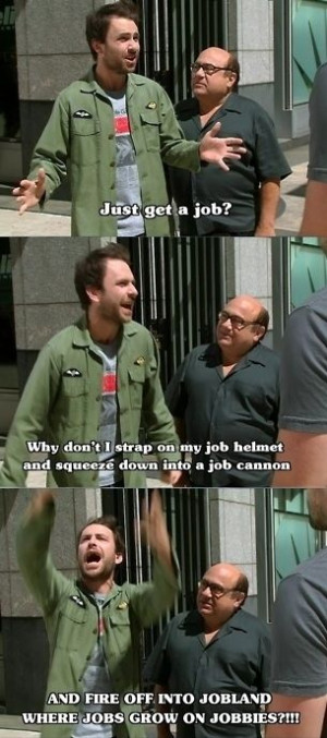 Community Post: 23 Quotes That Prove Charlie Kelly Is Your Spirit ...