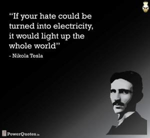 Nikola Tesla Quotes Nikola tesla.