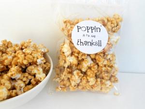 Teacher Appreciation Gifts Popcorn Thank you gift teacher