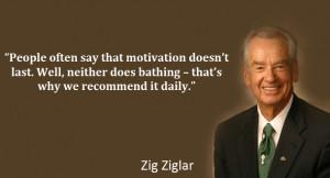 Motivational Quotes - Zig Ziglar