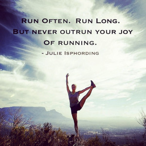 Running is real and relatively simple-but it ain't easy