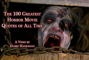 funny horror movie quotes