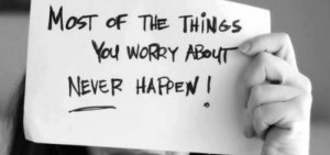 Worrying is waste of time…~ Worry Quote worth remembering