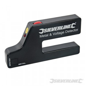 Silverline Metal amp Voltage Detector