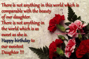 Happy birthday daughter greetings, happy birthday quotes for daughter ...