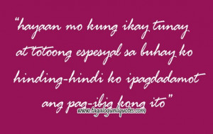 Best Tagalog Quotes Inspirational For Him