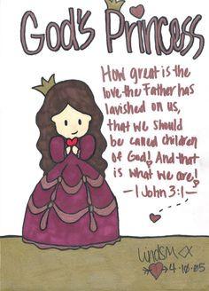 God's princess by ~jar4christ on deviantART More