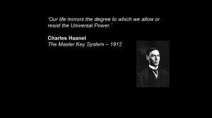 Master Key System Charles Haanel