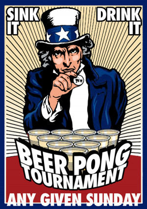 Sunday Funday Beer Sunday funday beer pong