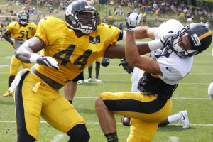 Pittsburgh Steelers: Notes and Quotes from 1st Week of Training Camp