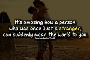 ... Met You Quotes Tumblr ~ I'm so glad I met you (: | Quotes | Pinterest