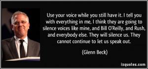 More Glenn Beck Quotes