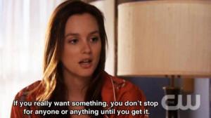 Quotes & Sayings #16; Blair Waldorf