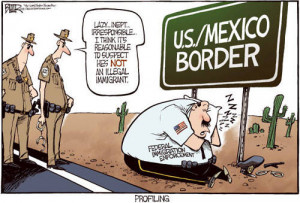 ... Noor: Bad policy. Pro illegal immigration whilst mocking an American