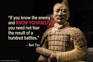 Inspirational Quotes > Sun Tzu Quotes