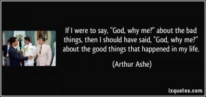 More Arthur Ashe Quotes