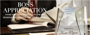 Boss Appreciation Quotes, Poems for Boss's Day