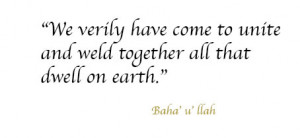 For more information please contact the Baha'i Centre of Learning on ...