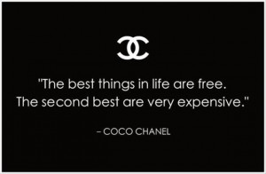 the best things in life are free funny quotes