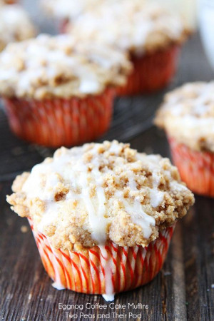 Recipes - The Idea Room Coffee Cake Muffins, Muffin Recipes, Coffee ...
