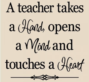 Quotes For Teachers