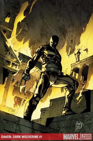 Re: Daken: Dark Wolverine