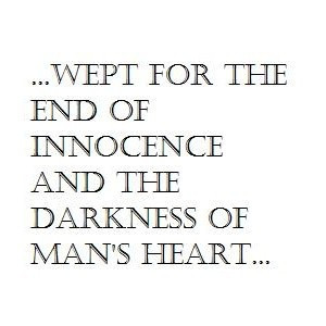 Quotes About Loss Of Innocence. QuotesGram