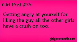 Love #Crush #Liking a guy #Girly post #Girly tumblr #Girly quotes
