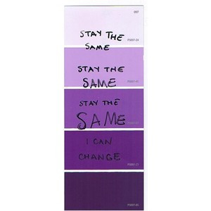 Paint Samples with Quotes