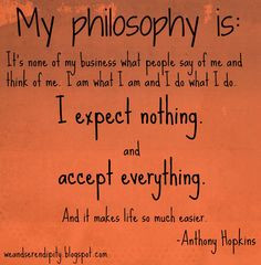 hopkin quot expect nothing anthony hopkins quotes inspir