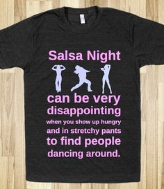 every Friday night for salsa dancing, live music, AND delicious Latin ...