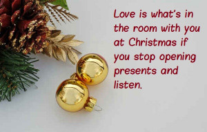 Christmas Quotes and Sayings for Kids