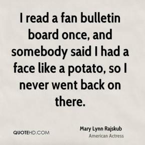 Potato Quotes