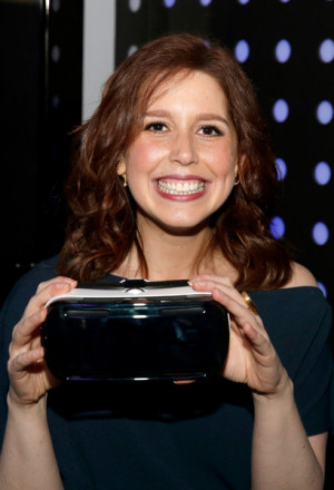 Vanessa Bayer quot Saturday Night Live 39 s quot Vanessa Bayer stops ...