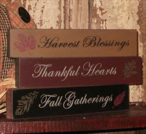 Sayings-Fall Signs, Shelf Sign, Fall Sayings, Harvest Blessings, Fall ...