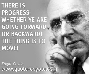 Edgar Cayce quotes