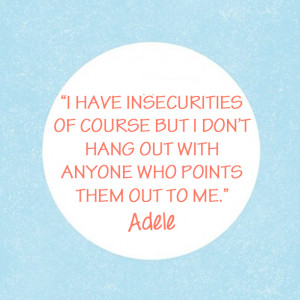 Quote of the Week: Twyla Tharp Quote of the Week: Adele Quote of the ...
