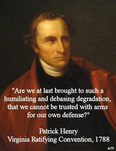 Patrick Henry More
