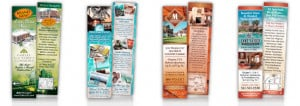 Bookmark design tip #5: Out of time and ideas? Try a bookmark template ...