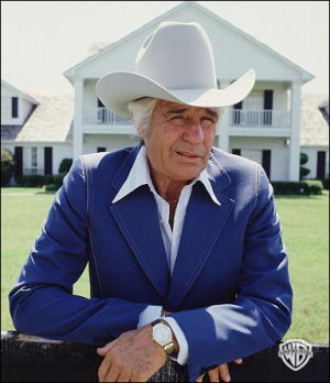 Jock Ewing from Dallas