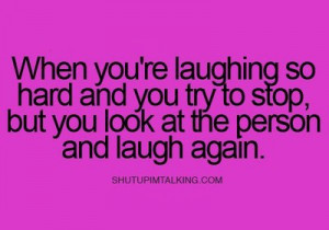 ... permalink tagged laughing laughter happy purple quotes i do this all