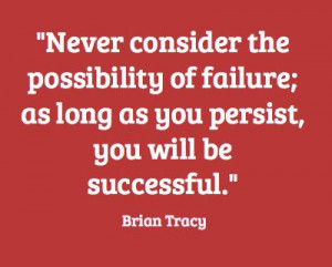 Say NO to #Failure! #quote