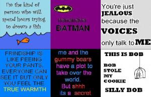 Random Funny Quotes Picture