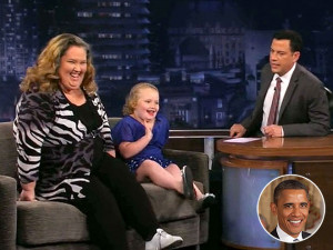 Honey Boo Boo talks politics and President Obama. Plus, more from ...
