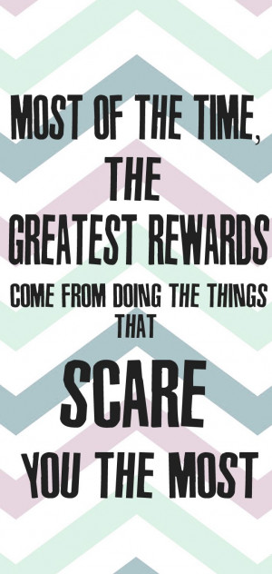 being brave. one tree hill quote. +++For more quotes on #inspiration ...